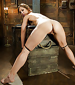 over bent crate