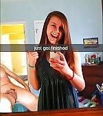 snapchat pic post