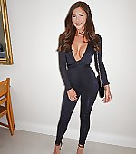 dress cleavage