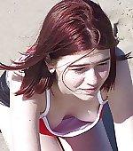 wearing hope sunscreen