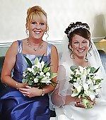 wife [hq] bridesmaid