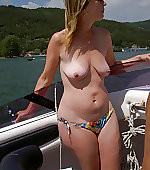 wife boat