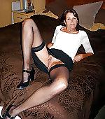 wife nylons