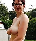 wife topless