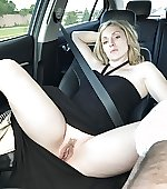 Driving home from