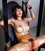 Shiny asian