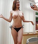 Image brunette