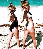 Bikini bottomless