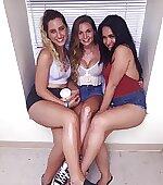 3 hotties