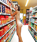 At the supermarket