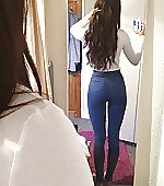 Jeans and a long