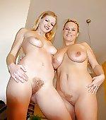 Blonde pair