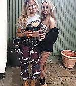 Irish festival babes