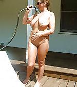 Wellendowed wife
