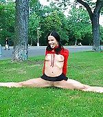 Doing the splits