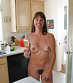 Naked hairy tie