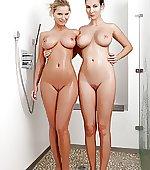 2 unmixed women