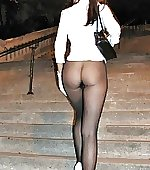 Only stockings
